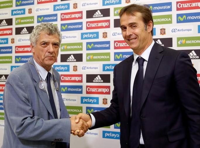 Real Madrid bất ngờ bổ nhiệm HLV tuyển Tây Ban Nha thay thế Zidane - Ảnh 1.