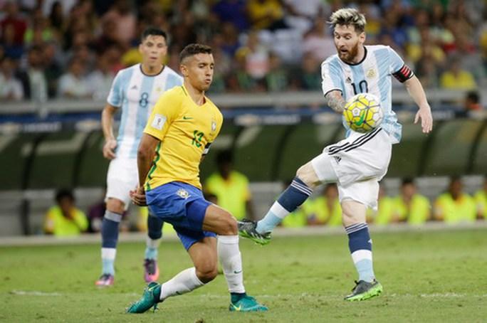 Argentina đại chiến Brazil: Cơ hội nào cho Messi? - Ảnh 1.