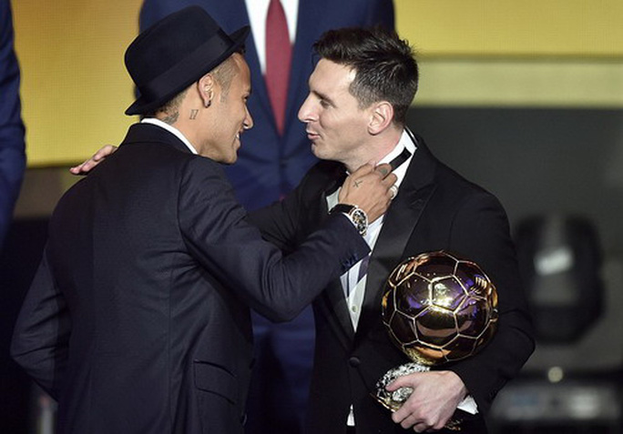 Giải thưởng Ballon d'Or nhầm lẫn về Ronaldo? - Ảnh 4.