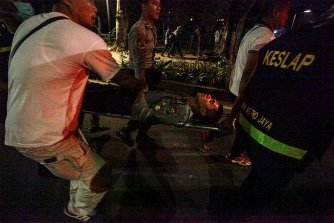 Cuộc biểu tình khiến 1 người thiệt mạng và hơn 100 người bị thương. Ảnh: Reuters