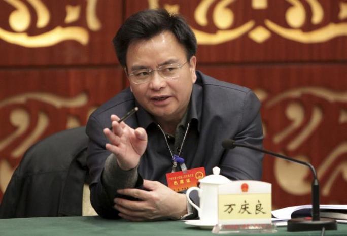 Ông Wan Qingliang. Ảnh: Reuters