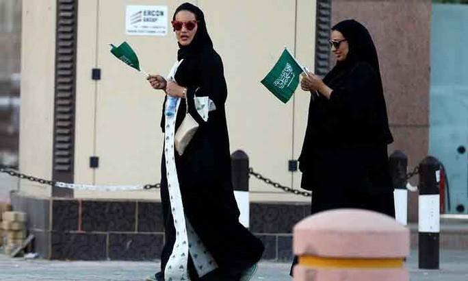 Nhiều phụ nữ Ả Rập Saudi đang kêu gọi bãi bỏ hệ thống giám hộ Ảnh: REUTERS