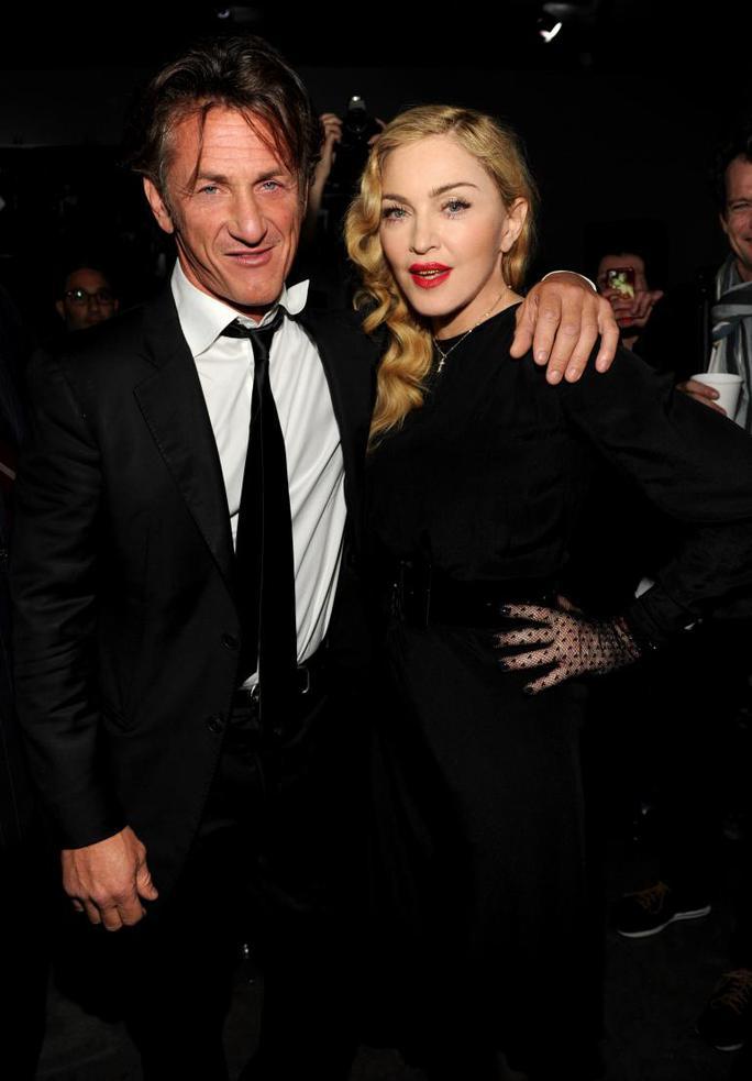 Madonna và Sean Penn vẫn là bạn bè sau khi ly hôn