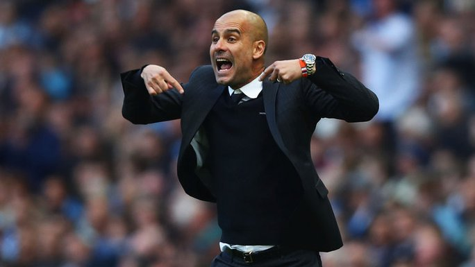 Guardiola lo bị Man City sa thải