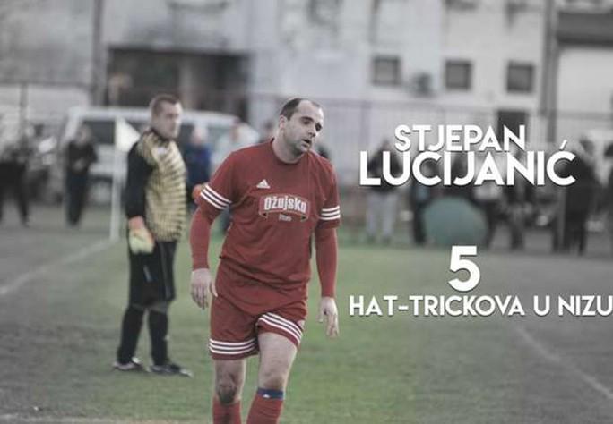 Cầu thủ đầu tiên lập 5 hat-trick liên tiếp
