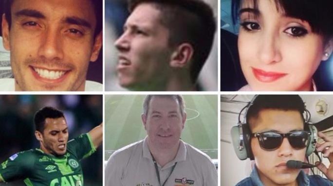 Sáu người may mắn nhất vụ máy bay rơi ở Colombia