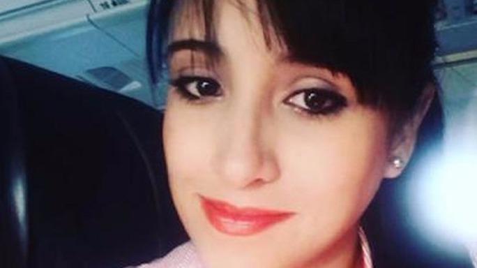 Nữ tiếp viên hàng không Ximena Suarez
