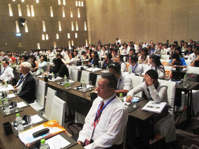 Hội nghị Việt Pháp mở rộng ghép tủy xương và tế bào gốc tạo máu tại Nha Trang