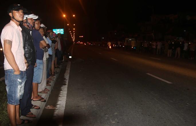 Hiện trường vụ tai nạn khiến 1 thanh niên chết thảm trên đường Trường Chinh, TP Đà Nẵng