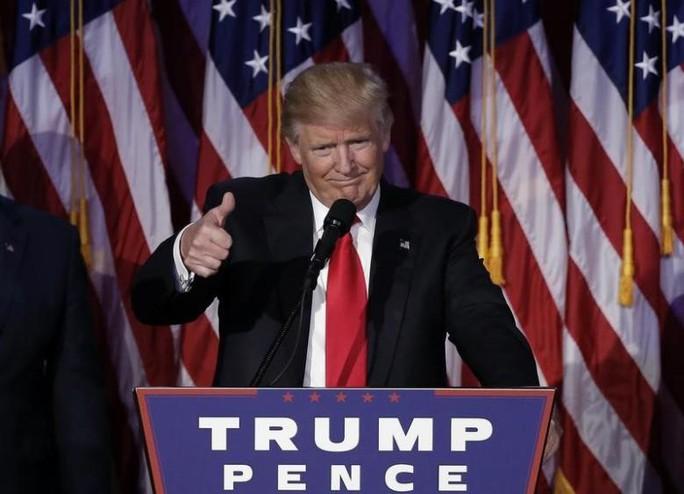 Điện Kremlin hôm 10-11 khẳng định chính sách đối ngoại của ông Donald Trump và của ông Putin giống nhau đến kinh ngạc. Ảnh: Reuters