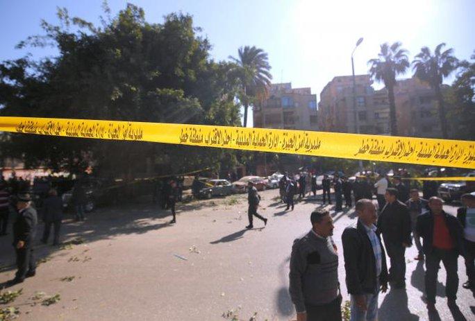 Hai vụ đánh bom tại Ai Cập nhắm vào lực lượng an ninh khiến 6 cảnh sát thiệt mạng. Ảnh: Reuters