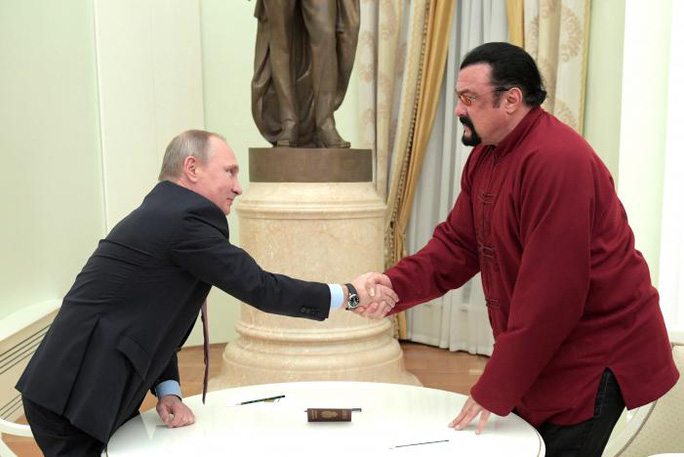 Ông muốn đây là biểu tượng cho thấy quan hệ hai nước đang tiến triển tốt