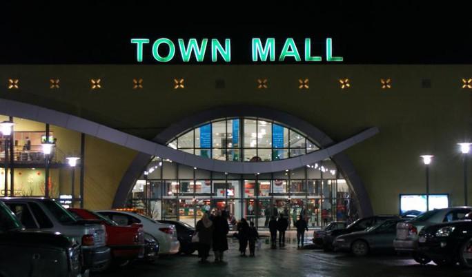 Trung tâm thương mại Town Mall, Aleppo ngày 12-12-2009. Ảnh: Reuters