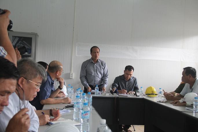 Thứ trưởng Bộ Công Thương Cao Quốc Hưng phát biểu tại buổi làm việc