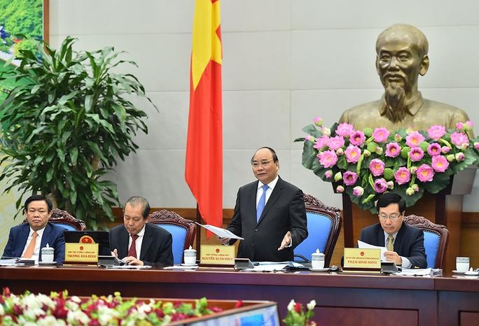 Thủ tướng Nguyễn Xuân Phúc yêu cầu Tết này, các địa phương không thăm, tặng quà lãnh đạo Chính phủ, bộ ngành