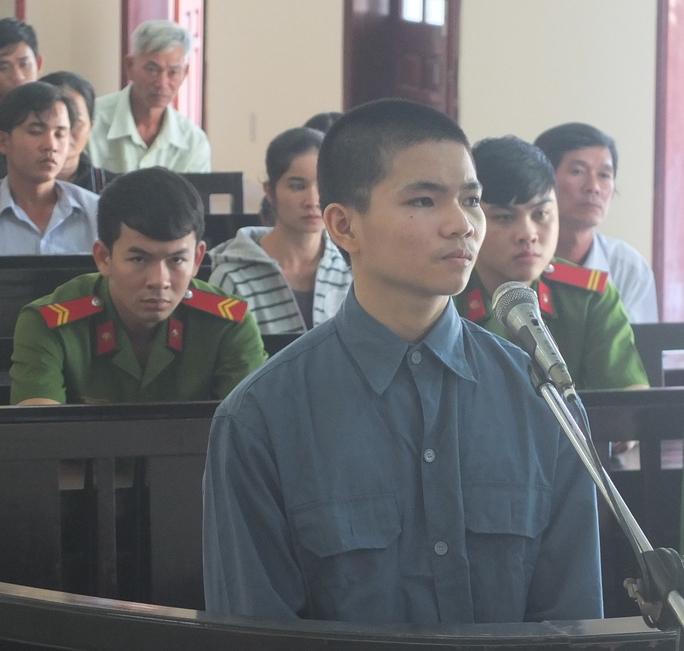 Bị cáo Trần Duy Tiến tại tòa