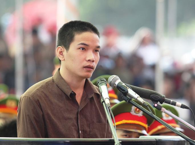 Vụ thảm sát ở Bình Phước: Thi hành án tử hình Vũ Văn Tiến - Ảnh 1.