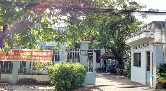 Trụ sở Sở Nội vụ tỉnh Kiên Giang.