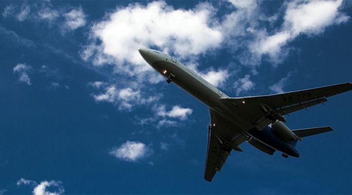 Máy bay Tu-154. Ảnh: Flickr