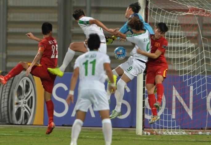 Hàng phòng ngự U19 Việt Nam đã thi đấu tuyệt vời để bảo vệ thành quả là tấm vé vào tứ kết giải U19 châu Á