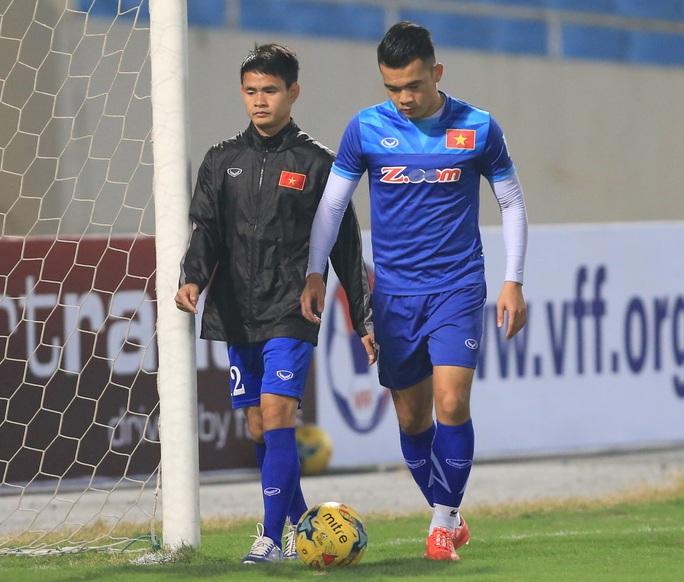 Ngô Hoàng Thịnh không thể góp mặt ở trận giao hữu với tuyển Indonesia