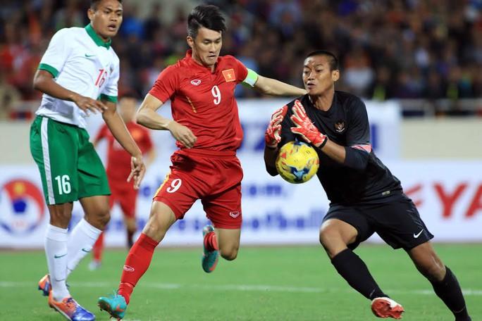 Những cuộc đối đấu giữa Việt Nam và Indonesia luôn căng thẳng đến phút chót
