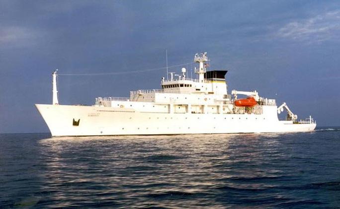 Mỹ cho rằng hành động thu giữ UUV bất hợp pháp của Trung Quốc diễn ra trong vùng biển quốc tế. Ảnh: AP