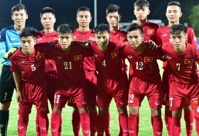 U16 Việt Nam có màn trình diễn ngược dòng thực sự ấn tượng