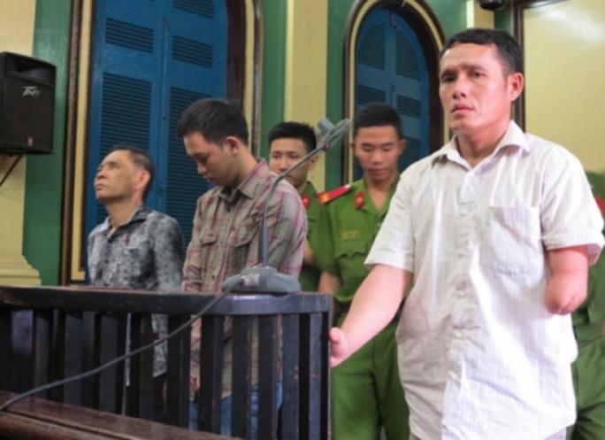 Nguyễn Văn Vĩnh tại tòa