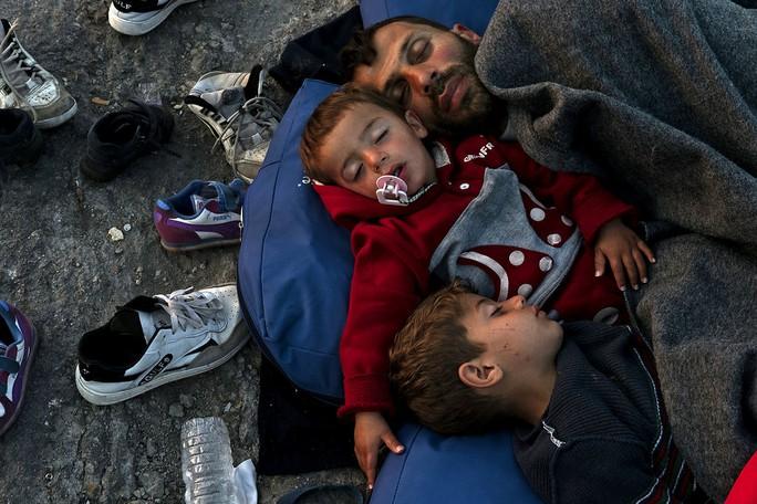 Dòng người di cư sang châu Âu đã giảm bớt trong năm nay nhờ thỏa thuận giữa Liên minh châu Âu (EU) và Thổ Nhĩ Kỳ. Ảnh: The New York Times