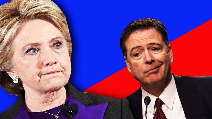 Hillary Clinton - nỗi đau khôn nguôi: Bị dọa bỏ tù nếu thất cử - Ảnh 1.