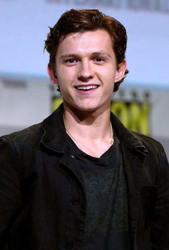Tom Holland - Spider-man mới - Ảnh 1.