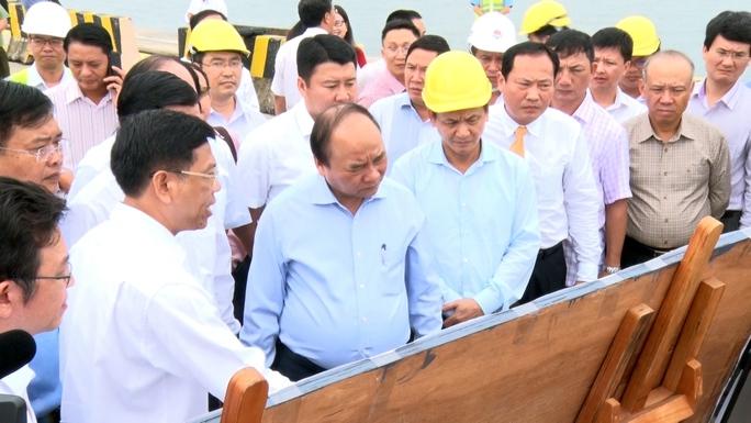 Thủ tướng đồng ý với kiến nghị của cảng Cái Mép - Ảnh 1.