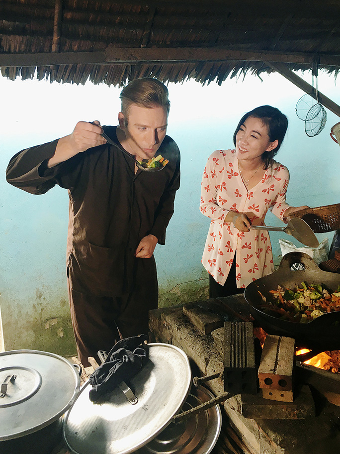 Món ăn Việt thu hút người nước ngoài