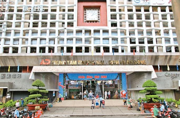 TP HCM: Công bố kết luận thanh tra chợ An Đông - Ảnh 1.