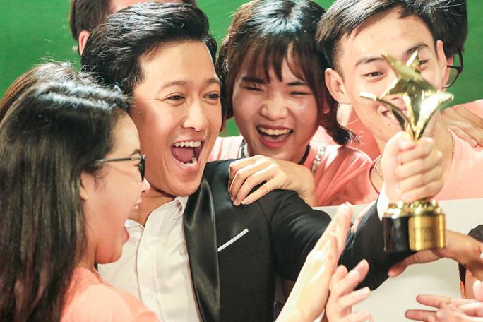 """""""Hụt"""" phim Tết Dustin Nguyễn, Trường Giang tái hợp Đức Thịnh - Ảnh 1."""