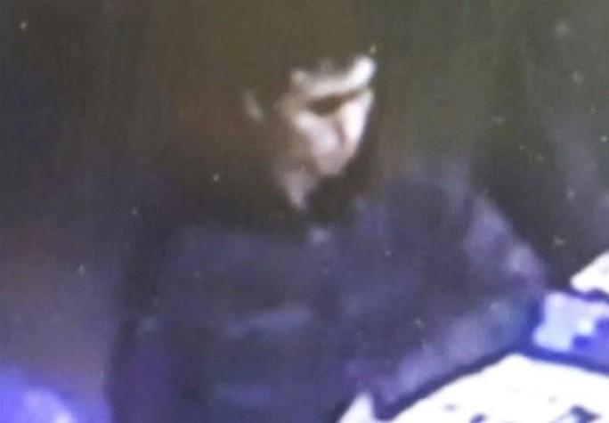 Hình ảnh nghi phạm vụ xả súng tại hộp đêm Reina. Ảnh: REUTERS