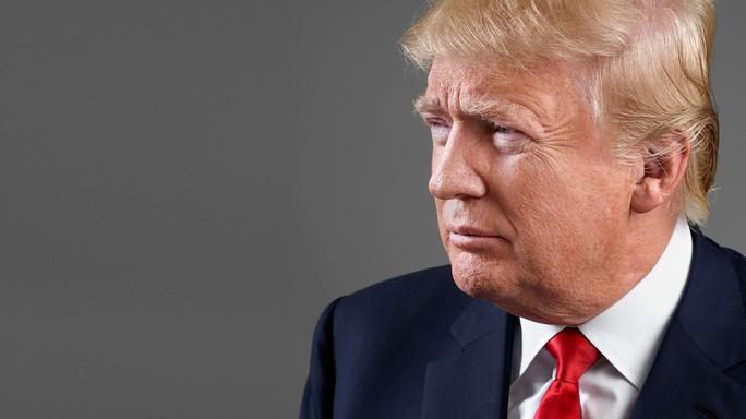 Tân Tổng thống Mỹ Donald Trump. Ảnh: TIME