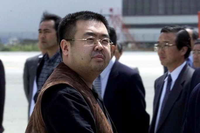 Ông Kim Jong-nam. Ảnh: AP