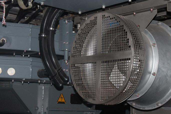 Hệ thống thông gió của đoàn tàu