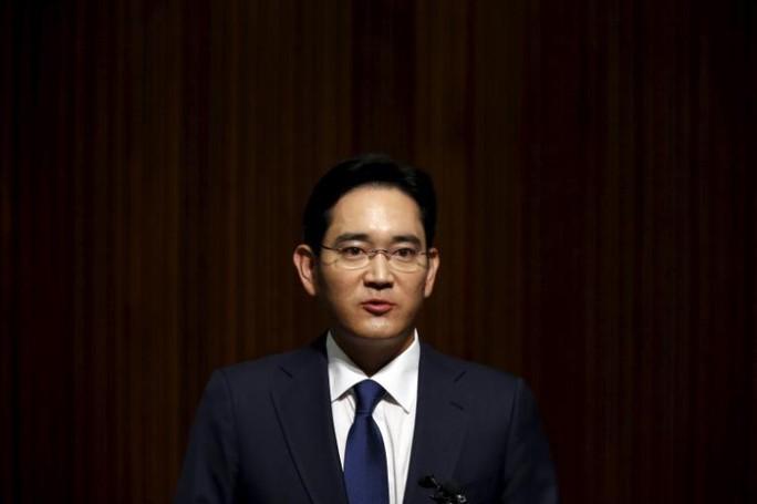 Ông Lee Jae-yong. Ảnh: REUTERS