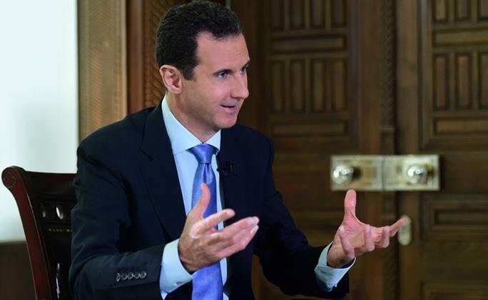 Tổng thống Syria Bashar al-Assad. Ảnh: REUTERS