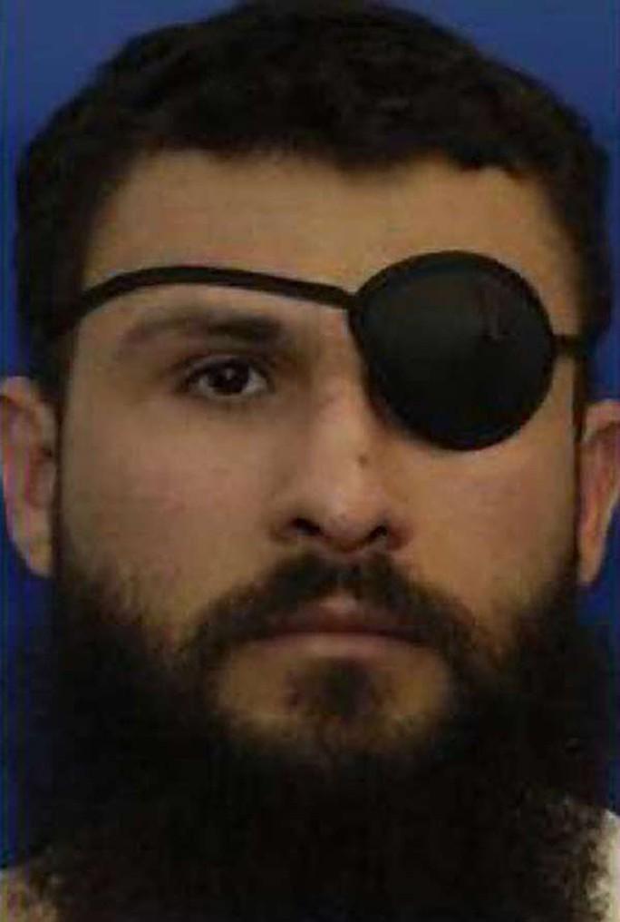 Abu Zubaydah. Ảnh: ZUMA PRESS
