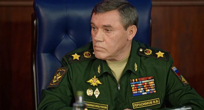 Ông Valery Gerasimov. Ảnh: Sputnik