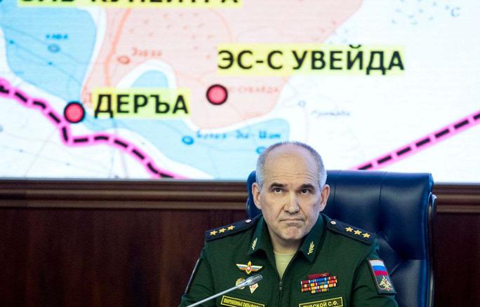 """Mỹ """"phớt lờ"""" lệnh cấm bay của Nga ở Syria - Ảnh 1."""