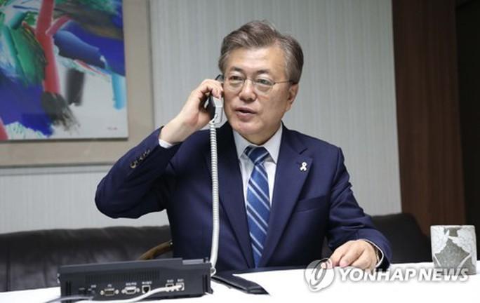 Tân tổng thống Hàn Quốc nhậm chức ngay sau khi đắc cử - Ảnh 1.