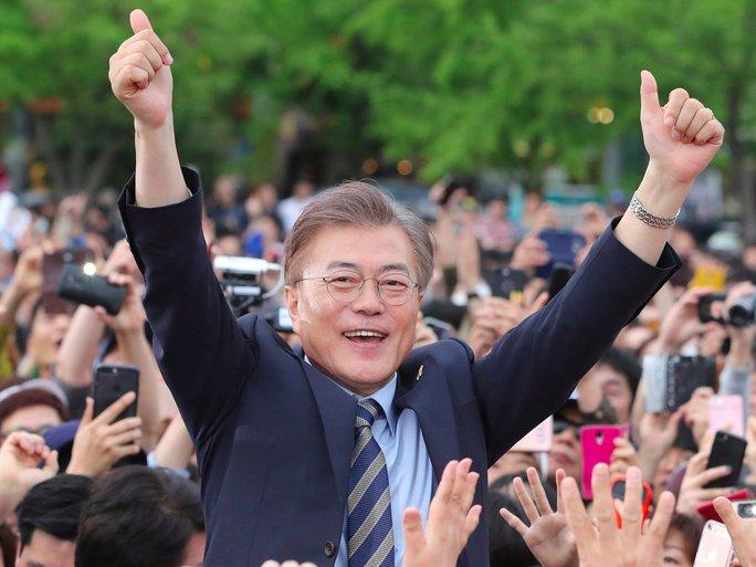 Vì Triều Tiên, tân tổng thống Hàn Quốc đụng ông Trump? - Ảnh 3.