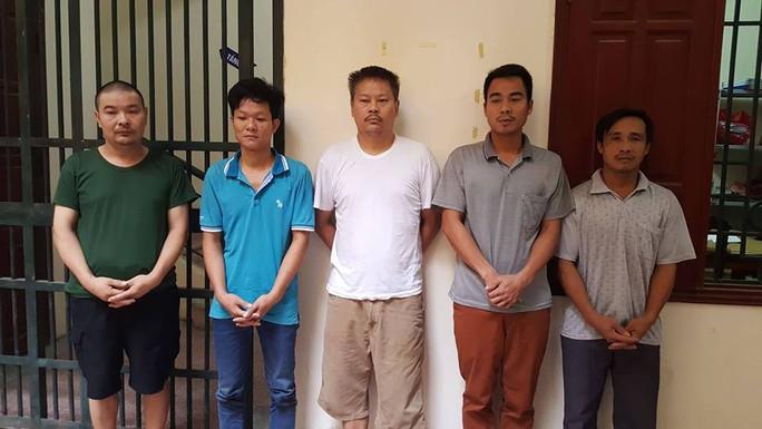 Mua hổ sống nặng 200 kg từ Nghệ An ra Hà Nội để nấu cao - Ảnh 2.