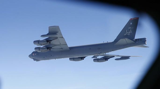 Máy bay Nga chạm trán B-52 Mỹ trên biển Baltic - Ảnh 2.