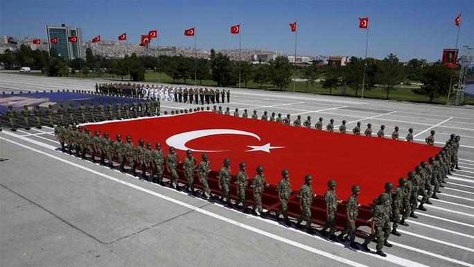 Thổ Nhĩ Kỳ điều quân tới Qatar? - Ảnh 1.